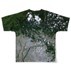 WEAR YOU AREの岐阜県 岐阜市 Tシャツ 両面 Full graphic T-shirtsの背面