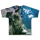WEAR YOU AREの福岡県 京都郡 Tシャツ 両面 Full graphic T-shirtsの背面
