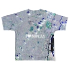 WEAR YOU AREの東京都 渋谷区 Full graphic T-shirtsの背面