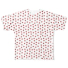 chobi shopのいっぱいスイカ Full graphic T-shirts