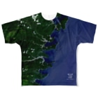 WEAR YOU AREの岩手県 釜石市 Tシャツ 両面 Full graphic T-shirts