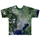 WEAR YOU AREの埼玉県 所沢市 Tシャツ 両面 Full graphic T-shirts