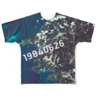 WEAR YOU AREの愛媛県 八幡浜市 Tシャツ 両面 Full graphic T-shirts