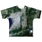 WEAR YOU AREの奈良県 生駒郡 Tシャツ 両面 Full graphic T-shirts