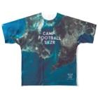 WEAR YOU AREの鹿児島県 鹿児島市 Tシャツ 両面 フルグラフィックTシャツ