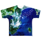 WEAR YOU AREの静岡県 伊東市 Tシャツ 両面 Full graphic T-shirts