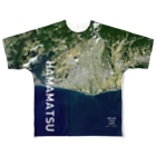WEAR YOU AREの静岡県 浜松市 Tシャツ 両面 Full graphic T-shirts
