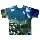 WEAR YOU AREの大分県 宇佐市 Tシャツ 両面 Full graphic T-shirts