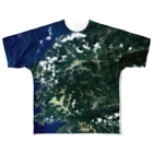 WEAR YOU AREの愛媛県 大洲市 Tシャツ 両面 Full graphic T-shirts