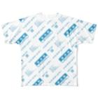 中央町戦術工芸の保冷剤 Full graphic T-shirts