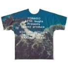 WEAR YOU AREの鳥取県 米子市 Tシャツ 両面 Full graphic T-shirts