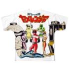 ブティックウメノのヤメレンジャー Full graphic T-shirts