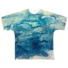 すこやかセンターのなみだとあめ All-Over Print T-Shirt