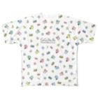 ココシバのココシバ×NAO Full graphic T-shirts