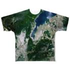 WEAR YOU AREの京都府 京都市 Tシャツ 両面 Tシャツ 両面 Full graphic T-shirts