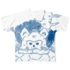 ハイエナズクラブのあおむろひろゆき×ハイエナズクラブ(その2)フルグラフィックTシャツ