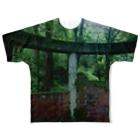 シリウスの匣の森の廃墟 Full graphic T-shirts