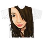 低燃費@リッター5キロの低燃費 Full graphic T-shirts