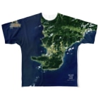 WEAR YOU AREの千葉県 館山市 Tシャツ 両面 Full graphic T-shirts