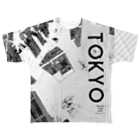 WEAR YOU AREの東京都 江東区 Tシャツ 両面 Full graphic T-shirts