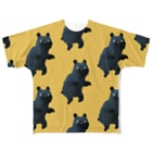 studio.cのなんやクマ All-Over Print T-Shirt
