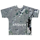 WEAR YOU AREの東京都 渋谷区 Tシャツ 両面 Full graphic T-shirts