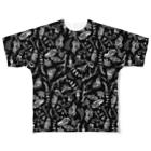 BLACKINKのNest Full graphic T-shirts