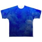 海月~グラデーション~ フルグラフィックTシャツ