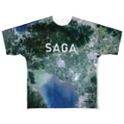 WEAR YOU AREの佐賀県 佐賀市 Full graphic T-shirts