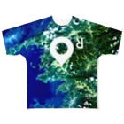WEAR YOU AREの愛媛県 大洲市 Full graphic T-shirts