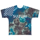 WEAR YOU AREの福岡県 行橋市 Full graphic T-shirts