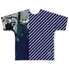 WEAR YOU AREの千葉県 浦安市 Full graphic T-shirts