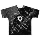 WEAR YOU AREの千葉県 君津市 フルグラフィックTシャツ