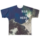 WEAR YOU AREの北海道 小樽市 Full graphic T-shirts