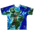 WEAR YOU AREの九州北部豪雨災害チャリティTシャツ両面 Full graphic T-shirts