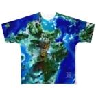 WEAR YOU AREの九州北部豪雨災害チャリティTシャツ片面 Full graphic T-shirts