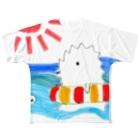 宮澤寿梨のじゅ印良品の【復活❤️販売】旬・じゅじら(夏) フルグラフィックTシャツ