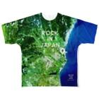WEAR YOU AREの茨城県 ひたちなか市 Tシャツ 両面 Full graphic T-shirts