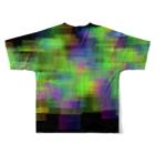レオナのWaves01 フルグラフィックTシャツ