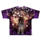Kenny T-shirtの心理試験 Full graphic T-shirtsの背面