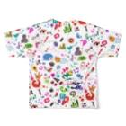 majoccoのYour SocialフルグラフィックTシャツ