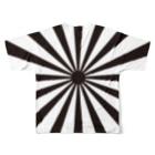 日本人の200727-S Full graphic T-shirtsの背面