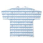 ソーメンズのねこボーダー Full graphic T-shirtsの背面