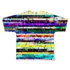 xKxAxKxの新しいアイコンフルグラフィックTシャツ