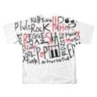リズムパレットのmusicmix T ( フルT ) Full graphic T-shirtsの背面