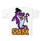 PLAY clothingのHAT  SHARK O ① Full graphic T-shirts