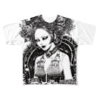 Studio MOONの棘 Full graphic T-shirts