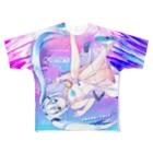 キラモンのフランちゃんのお店の繧�a縺九o繝輔Λ繝ウ縺。繧�s Full graphic T-shirts