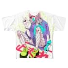 MINAGIのhksn Full graphic T-shirts