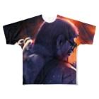 チームEショップのさのっちdbd Full graphic T-shirts